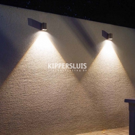 Tuinverlichting bij Kippersluis