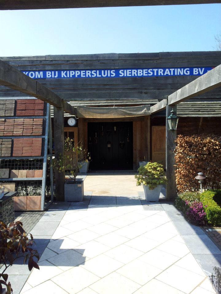 Kippersluis Sierbestrating