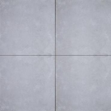 GeoCeramica® 60x60x4 Concreet Silver
