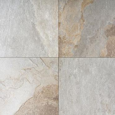 GeoCeramica® 100x100x4 Multi Stone Natural