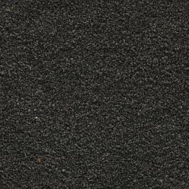 Koppelstone split zwart 1-3mm 25 kg