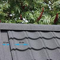 Aqua-Pan Windveer Rood 91cm (werkend 81cm)