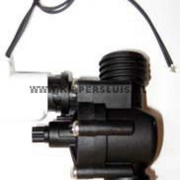 Waterafsluiter 24 V in combinatie met Aqua V