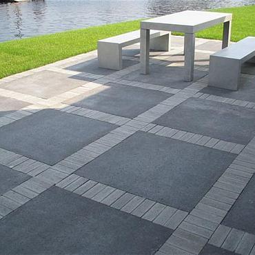 Oudhollands Dikformaat grijs 21x7x8 cm