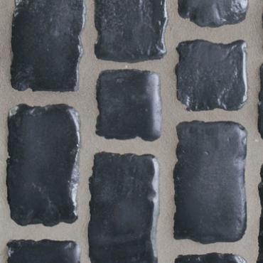 Marshalls Courtstones Natural 5 lengtematen x 12.9x5.8 cm Basalt