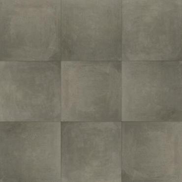 Kera Twice 60x60x5 cm Cerabeton Cendre
