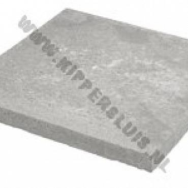 Oudhollandse Tegel  grijs 60x60x5 cm