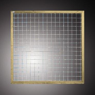Draadscherm Vu. Kader 180x180