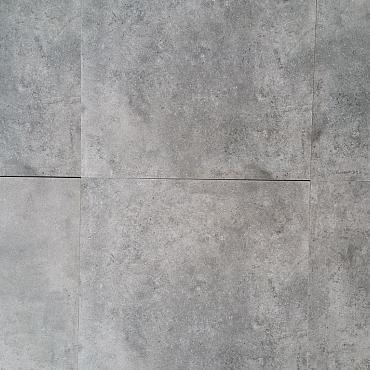 Keramische tegel Betonlook Grey 60x60x2 cm
