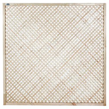 14210 Grenen trallies scherm diagonaal 180x180