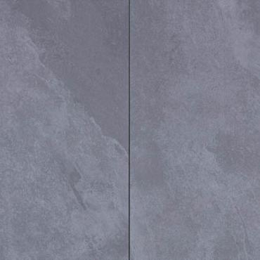 GeoCeramica® 60x60x4 Tracks Mustang Grey