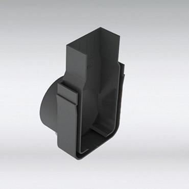 Slim-Line Zij-uitloop 50 mm