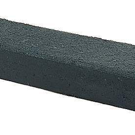 betonbiels 12x20x75 zwart